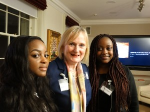 ACES Students & CEO Wesminster Business Council
