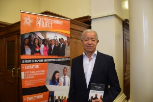 Lord Ouseley REACH SOCIETY patron