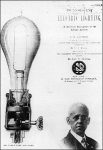 Lewis Latimer Black Invention Filament