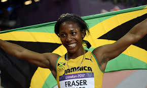 Shelley- Ann Fraser- Pryce Inspires Students