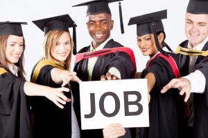 Graduates Bid to Secure Job